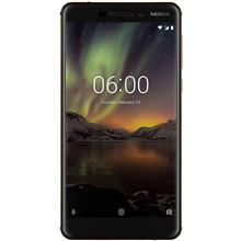 Nokia 6.1 LTE 64GB Dual SIM Mobile Phone